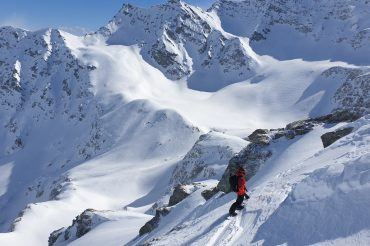 January Round Up. Splitboarding In Chatel And The Abondance Valley